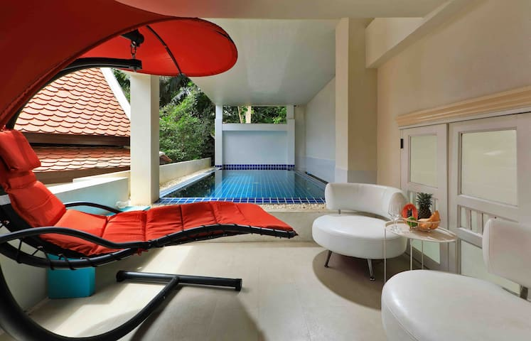 Private Pool 2 bedroom in Kamala (close to Patong)
