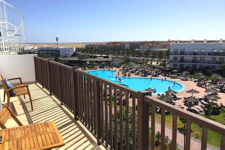 Beautiful 1 bedroom in 5* Resort - Santa Maria