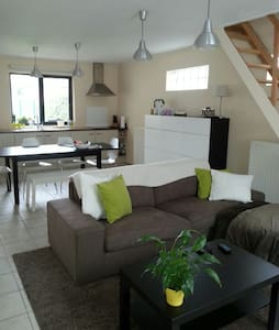 Comfortabele duplexwoning - Boom - บ้าน