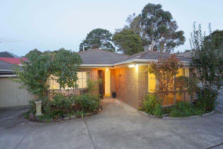 Melbourne Park Side - Glen Iris - อพาร์ทเมนท์