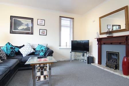 Comfortable Largs Apartment - Largs - Wohnung