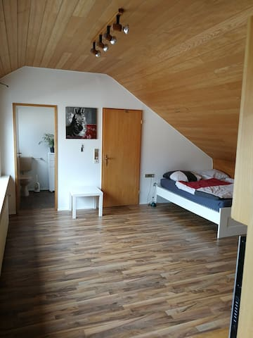 Ruhiges Appartement