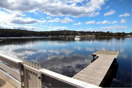 Panoramic Burrill - Burrill Lake - Ev