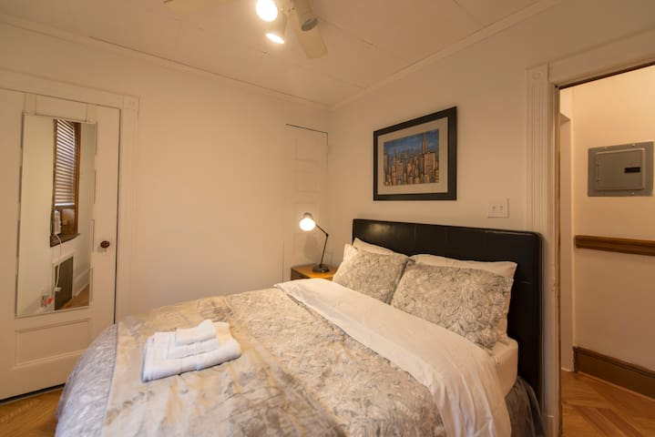644D Private Bedroom 10 mins to NYC Times Square