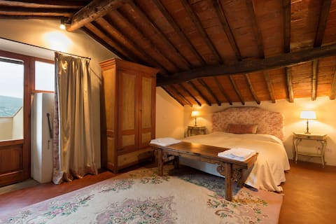 Toscana Country Home 1-rumslägenhet (Anforti)