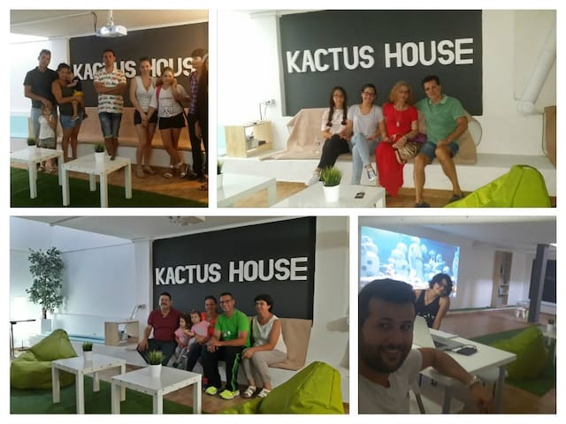 Kactus House La Laguna with Wifi & Cinema - San Cristóbal de La Laguna