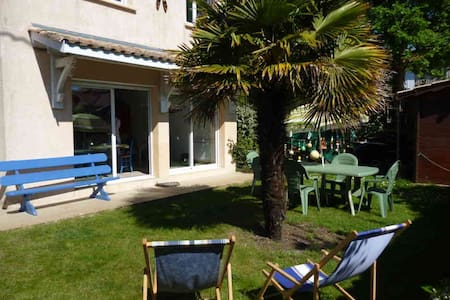 Villa orientée sud avec jardin - Andernos-les-Bains