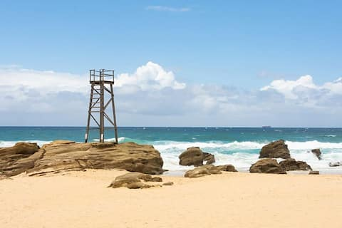 Private Beachfront 2Bed Property Minutes From The Sand