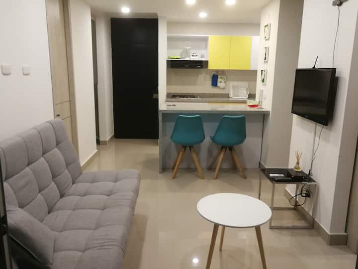 Apartamento para tu descanso