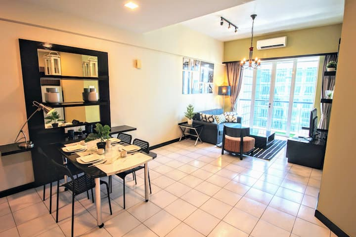 Newly furnished 1 bedroom space in Kuala Lumpur 62