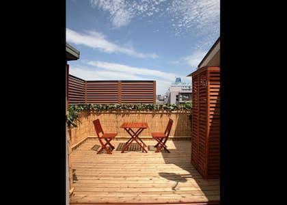 Penthouse with Simmons bed, Tokyo - Shinagawa-ku - Wohnung