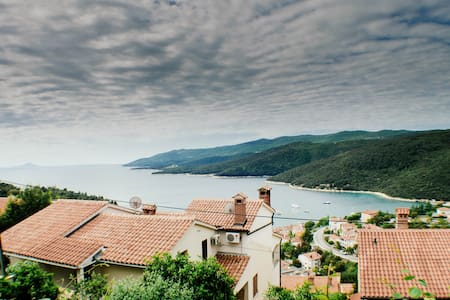 Apartment with beautiful sea view - Rabac - Apartment - 0