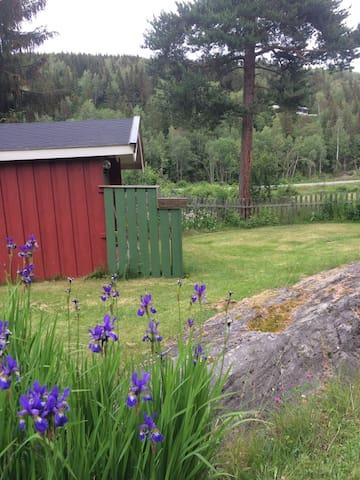 Rønlund Hyttepark - Elghytta
