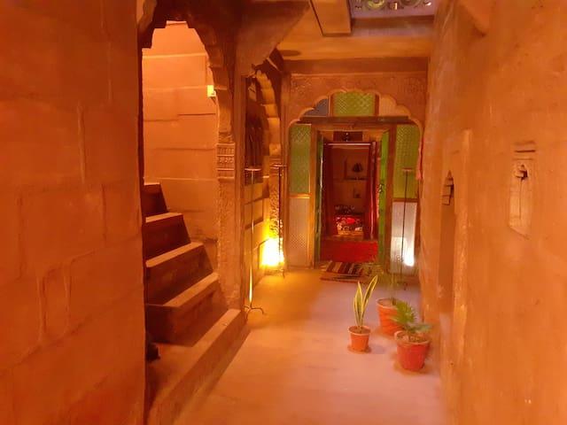 CASA DE JODHPUR - Maharaja Room