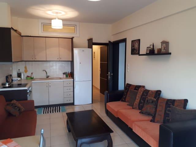 Διαμέρισμα πρώτου ορόφου στην Καστροσυκια Πρεβέζης