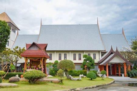 Bann Nai Krai (บ้านนายไกร) Luxury Thai Home