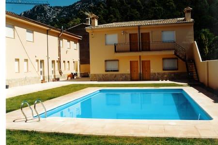 Alquilo Casa Sierra Cazorla 8-10pax - La Iruela - Ev