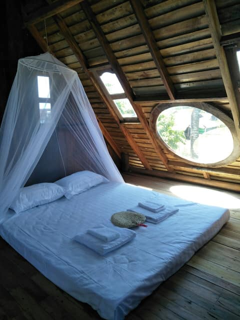 The Nature Lodge,Ngwe Saung (Nature Lover Cottage)