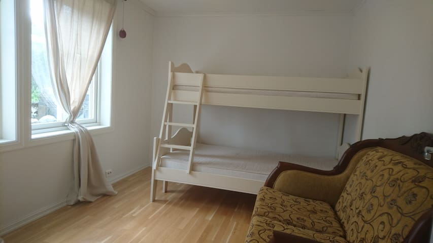 Private room 5 minutes from NORWEGIAN OUTLET