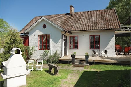 Holiday cottage with 5 bedrooms on 160m² in Fjälkinge