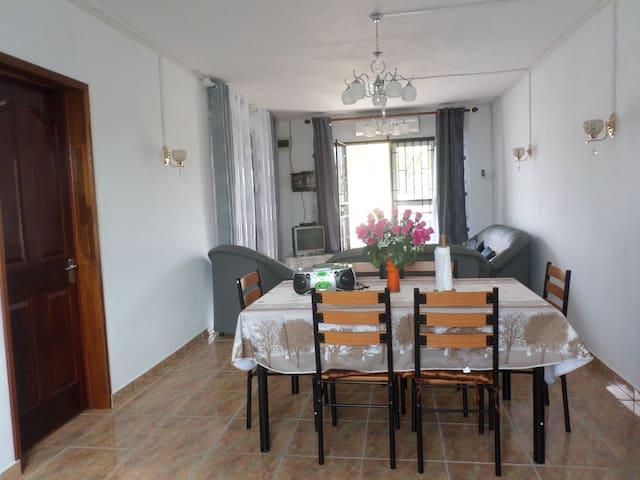 Flic en Flac Appartement - Coteau Raffin - Daire