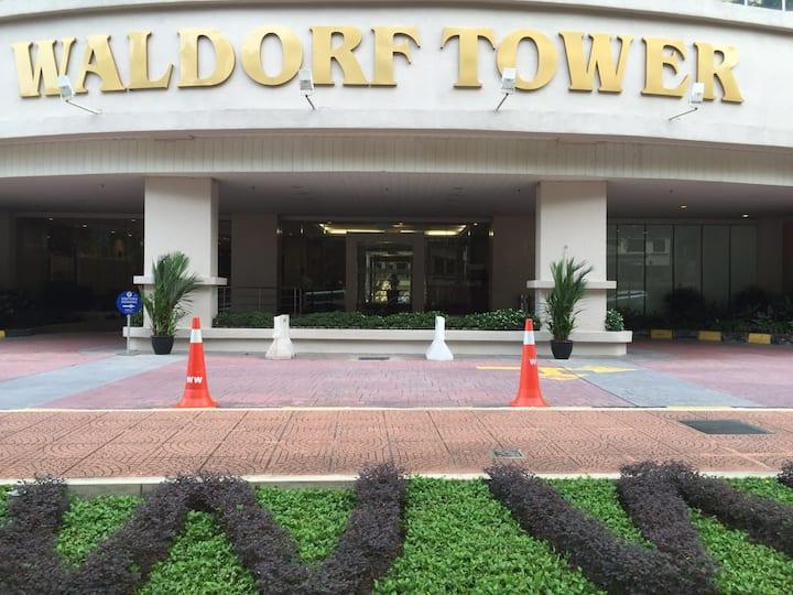 Waldorf Expat resort escapade in the heart of KL