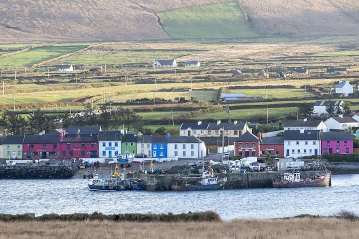 Portmagee View Room Carraig Liath House