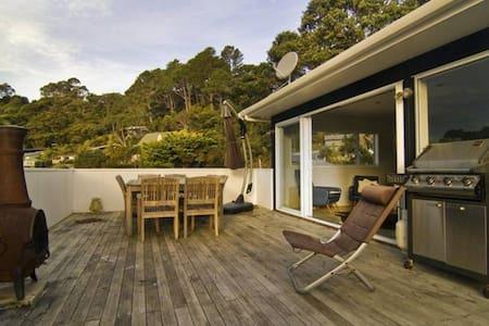 Whangapoua by the Sea - Whangapoua - Huis