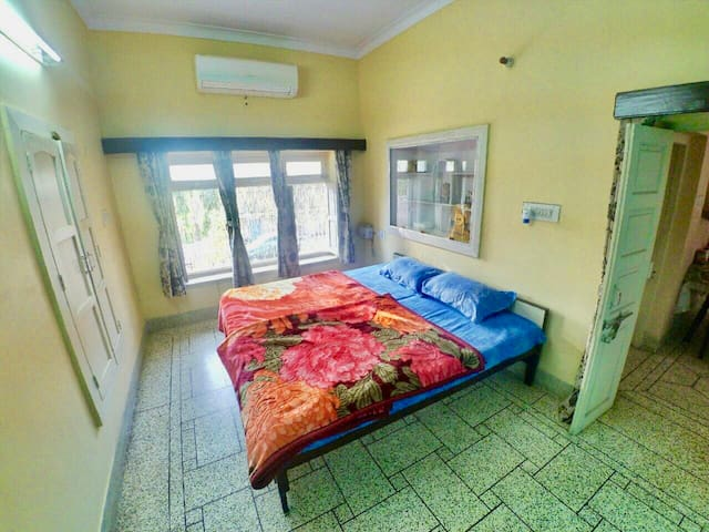 Panna Vilas: Luxurious Huge Private AC room.