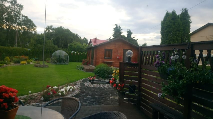 Cozy garden house near Tallinn