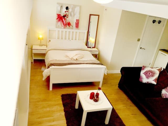 Luxury studio apartment for 2 - Coventry - Talo