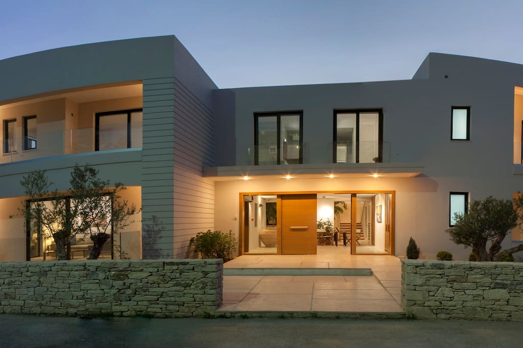 Front Exterior - Aethrion Boutique Homes
