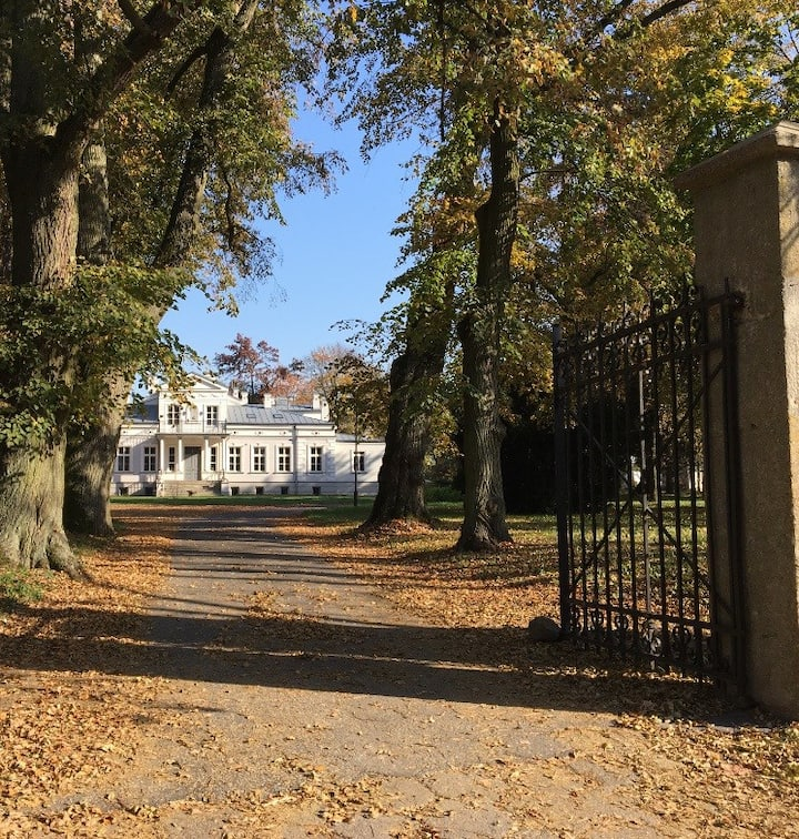 Pałac Ojrzanów - Pensjonat