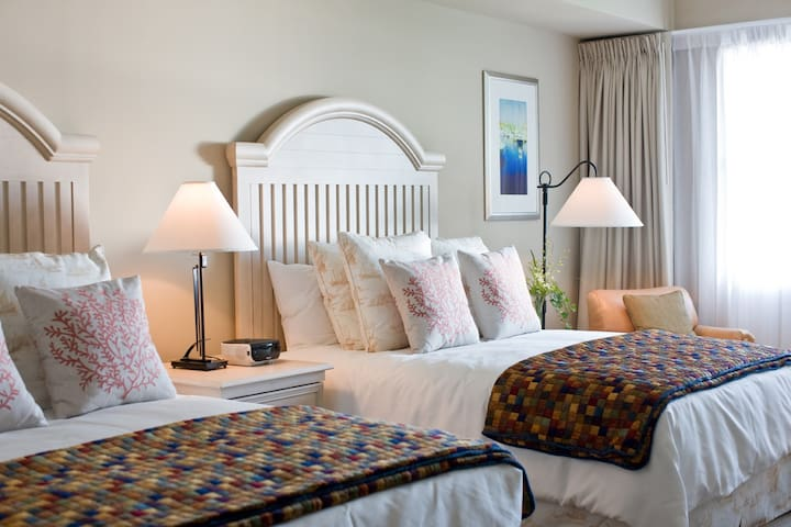 The Village Two Queen Guestroom - Isle of Palms - Apartamento