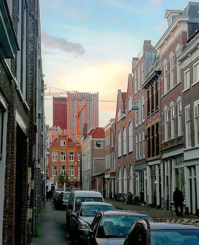 Next street.