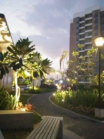 1 Bedroom Taytay condo unit in Ortigas ext.