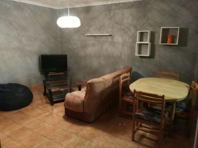 Hermoso piso acogedor a 12 minutos de valencia