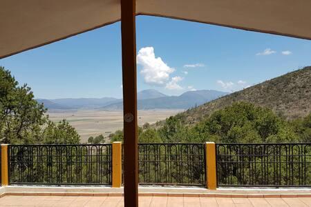 La Casa de la Sierra Cabaña Arteaga
