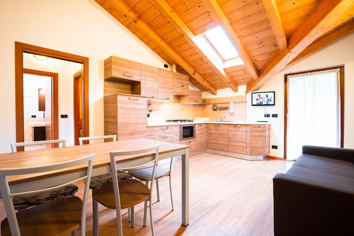 Residence Toli A with heated Pool 30°