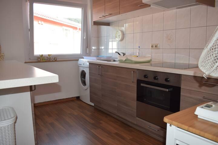 Helles Apartment im Osten - zentral und schön!