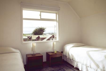 Espacio amplio y central para dos personas - Puerto Varas - House