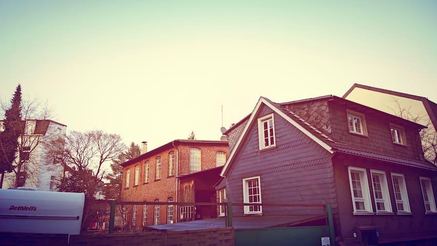 Freistehendes Einfamilienhaus - Wuppertal - Maison