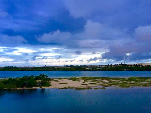 * Home * fantastic views * Barra Nova Beach- Ceará - Cascavel - Dům