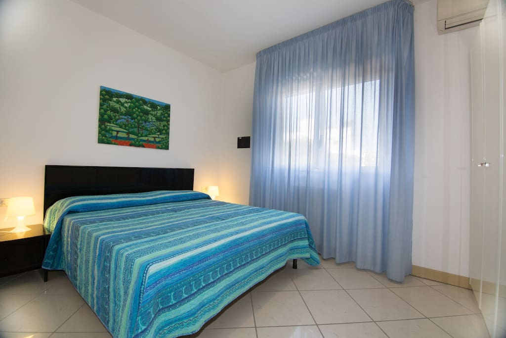 Camera matrimoniale / Double bed room