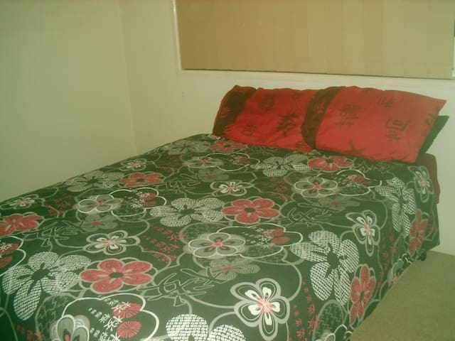 modern home, free internet double bed