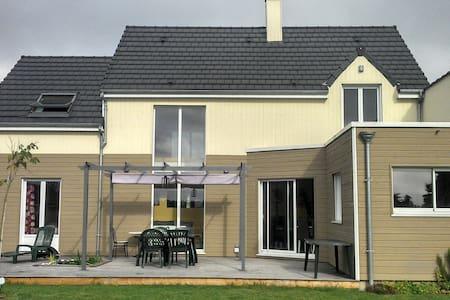 Suite parentale dans  maison en bord de  Loire - Chaingy