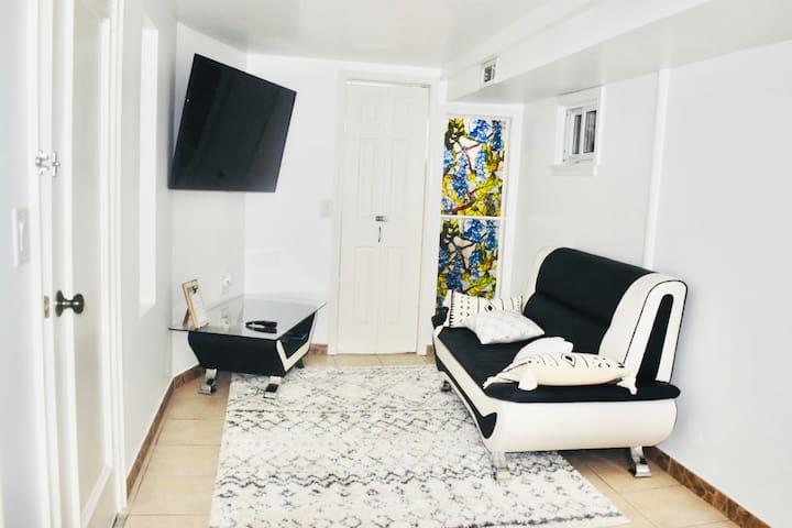 Entire Apartment - 20 min to Midtown Manhattan