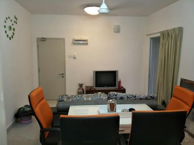 Eco N Wit Bandar Botanic Klang - Klang - Appartement