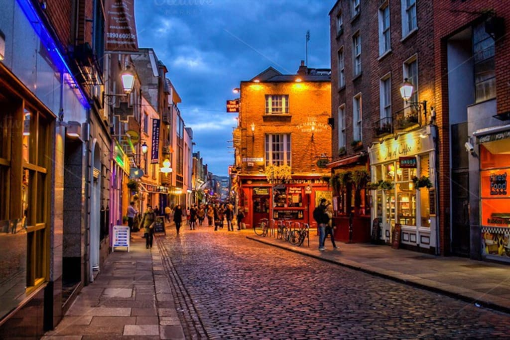Rent Rooms For Couples Dublin Ireland