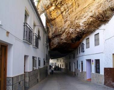 Alambique - Setenil de las Bodegas - Huis